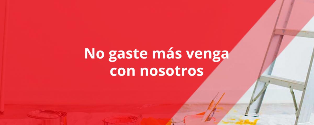 no gaste más venga con nosotros | American Paint en Cd. Juárez | Pintura en el área de la Gomez Morin