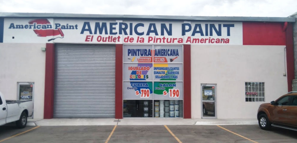 American Paint en Gomez Morin | Pinturas domésticas | Precios bajos en accesorios
